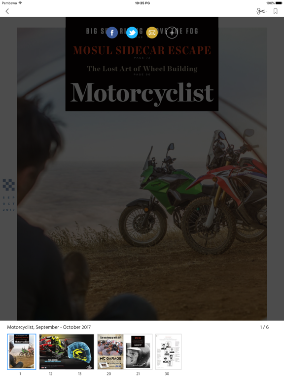 Motorcyclist screenshot 6