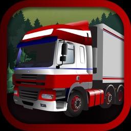 3D Heavy Truck Transport