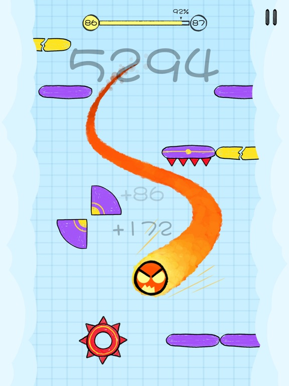 Bounce Down™ screenshot 4