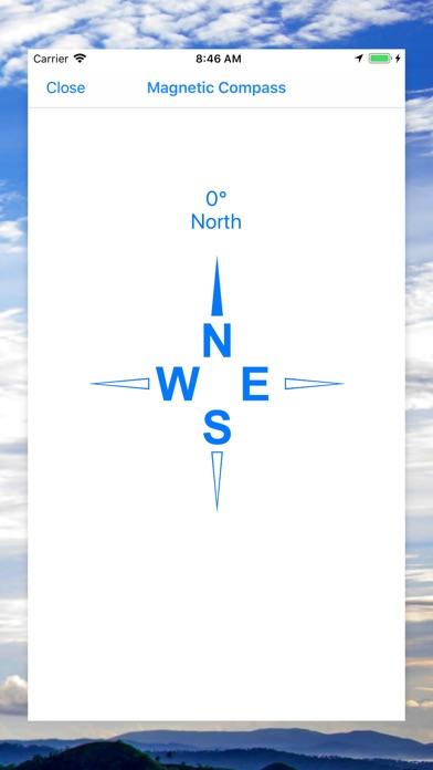 Screenshot #7 for Northern Compass & Navigation