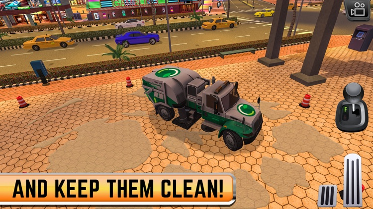 Emergency Driver Sim: City Hero screenshot-2
