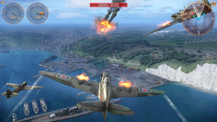 Sky Gamblers - Storm Raiders 2 screenshot-1