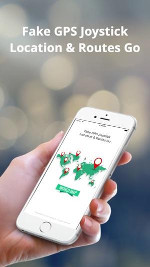 Fake GPS Joystick & Location