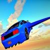 Ex Flying Car Driving