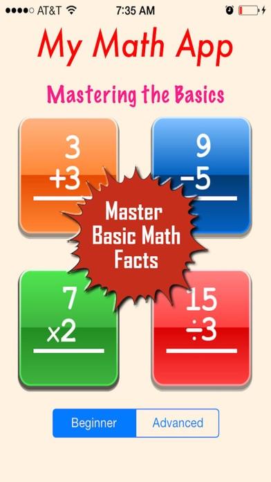 My Math App - Flashcards-0