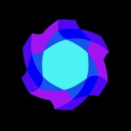 Distorted Kaleidoscope Art