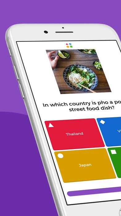 Kahoot! Play & Create Quizzes app image