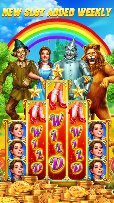 Slotsmash - Casino Slot Games screenshot 2
