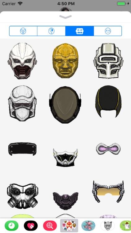 Super Level Awesome Masks screenshot-3