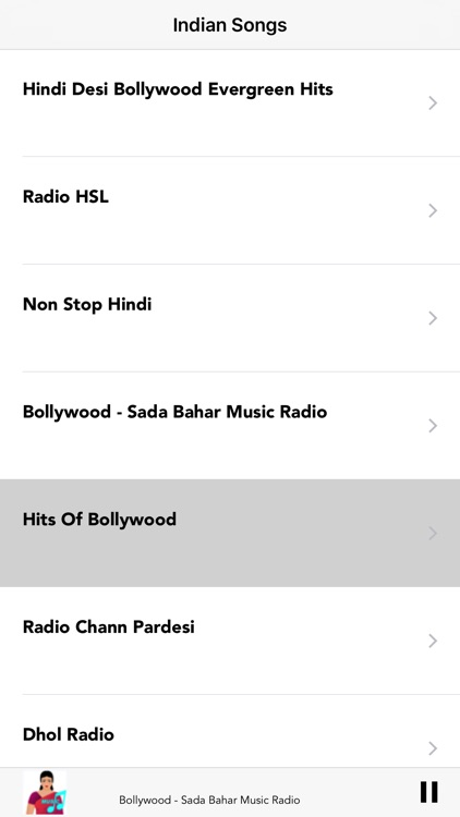 Indian Songs & Hindi Music screenshot-1
