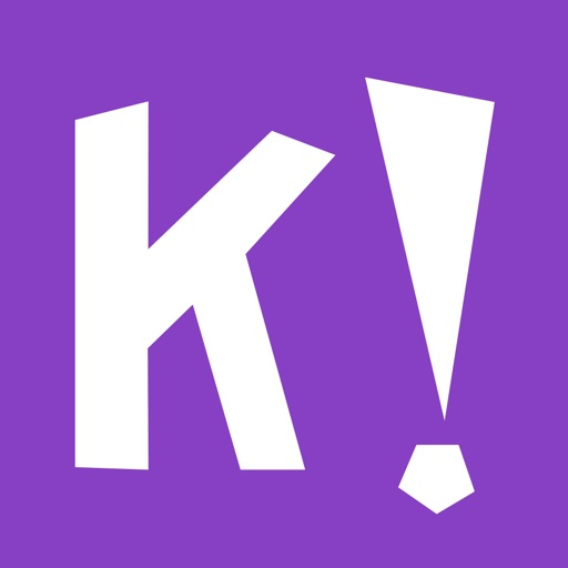 Kahoot! Play & Create Quizzes application logo