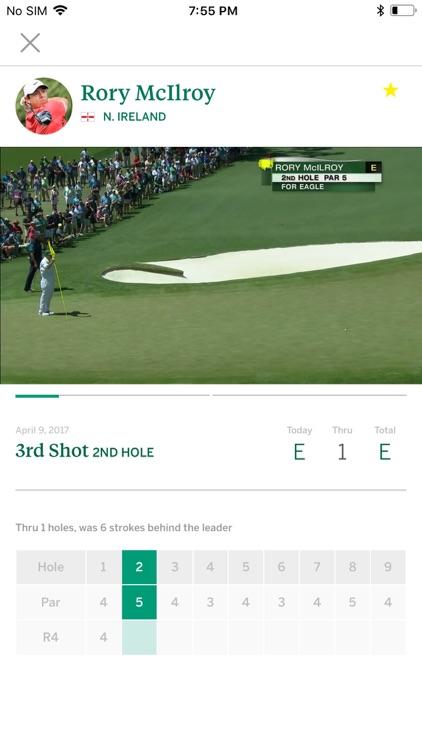The Masters Tournament screenshot-3