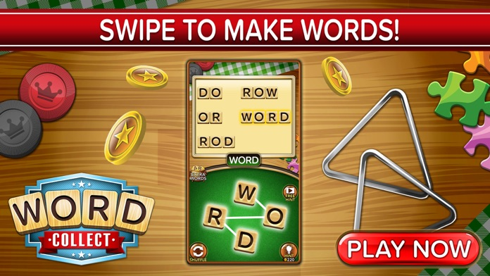 Word Collect: Word Puzzle Game Screenshot