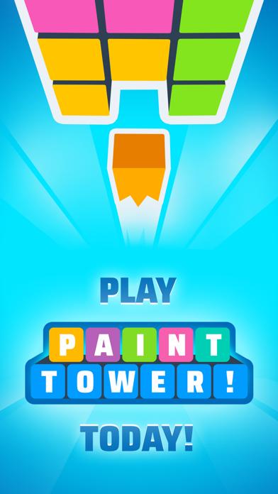 Paint Tower! Screenshot 5