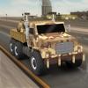 军队的运输卡车司机 军事货运卡车