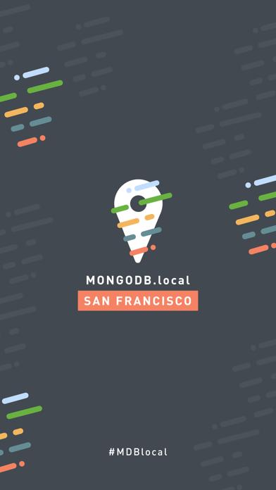 MongoDB.local SF 2017 screenshot 1