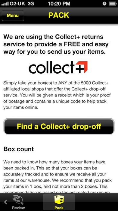 Zapper.co.uk – Sell your used items screenshot four