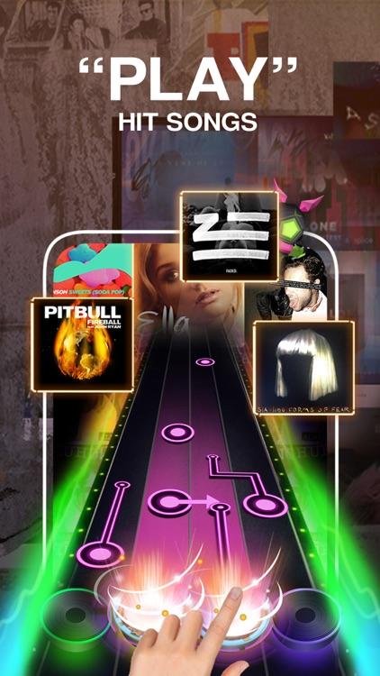 Beat Fever: Music Tap Rhythm Game screenshot-0
