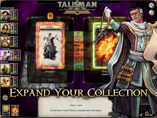 Screenshot #5 for Talisman: Digital Edition