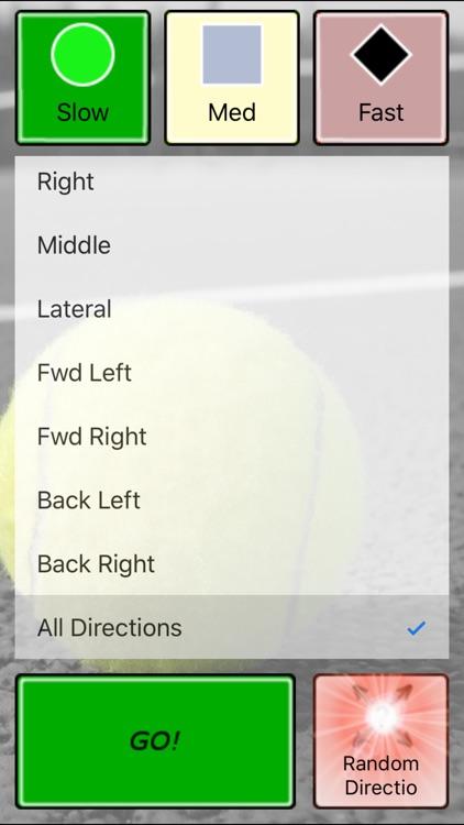 Sports Split Step Tennis Plus screenshot-3