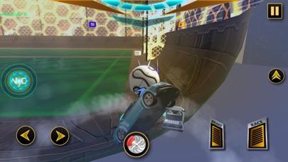 Rocket Ball Cars League Screenshot 1