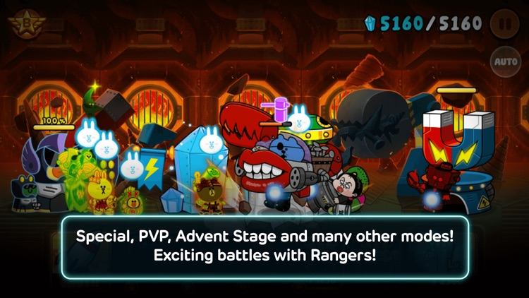 LINE Rangers screenshot-2