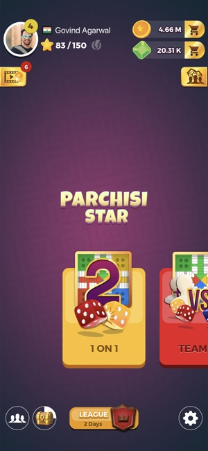 parcheesi star iphone