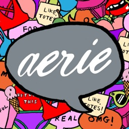 Aerie Stickers