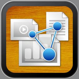 Ícone do app Presentation Link