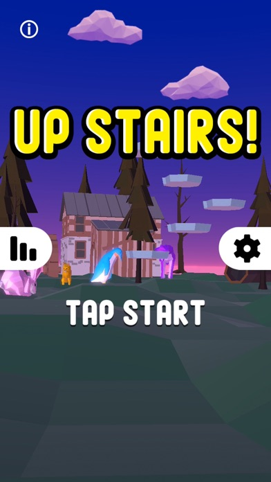 UP STAIRS! - up up up! screenshot 1
