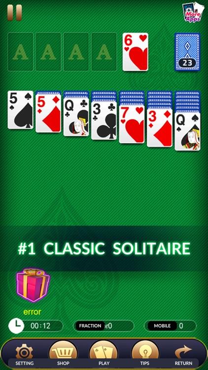 solitaire solo Classic