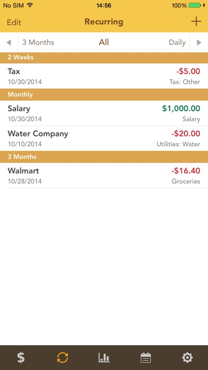Checkbook - Account Tracker screenshot-4