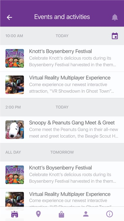 Knott's Berry Farm screenshot-3