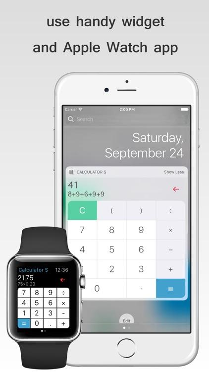 scientific Calculator S+ screenshot-4