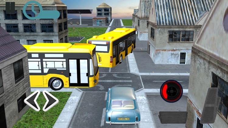Crazy School Bus Driver 2018 screenshot-4