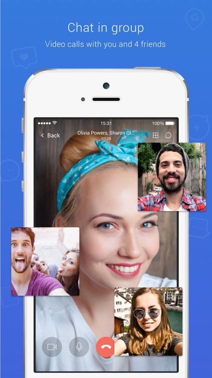 YapApp video calls & chat screenshot-3