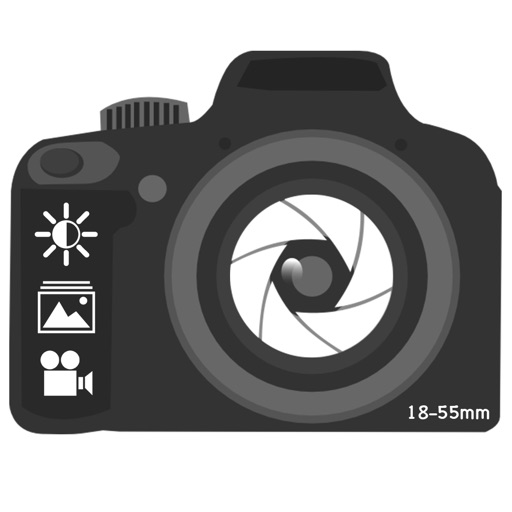 DSLR Camera for iPhone