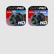 QuickPro for Canon 5D Mark III Basic and Advanced