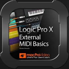 MIDI Basics For Logic Pro X