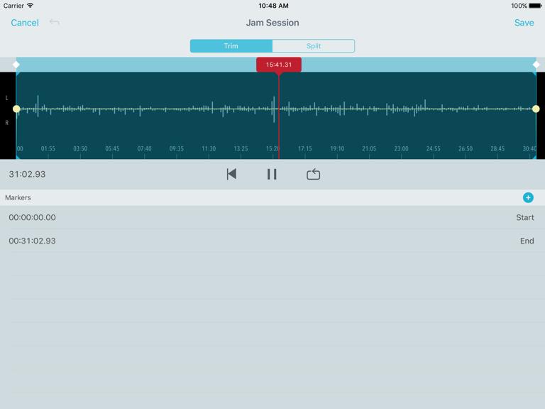 iPad Näyttökuva 3