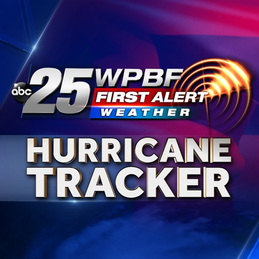 WPBF 25 Hurricane Tracker