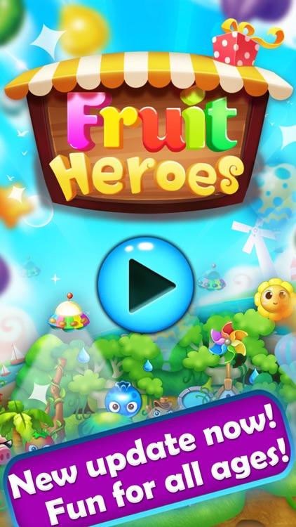 Fruit Splash Hero - Farm Blast screenshot-4