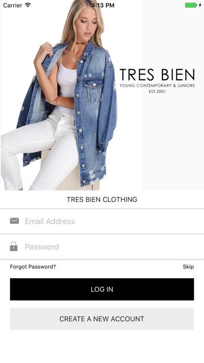 Tres Bien - Wholesale Clothing