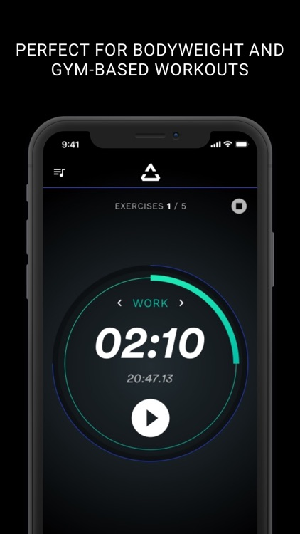 JY Fitness Timer by Fitsifu screenshot-1