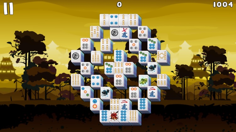 Mahjong Deluxe 3 Go screenshot-2