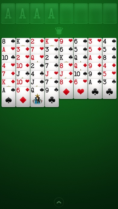 ⋆FreeCell+ screenshot1