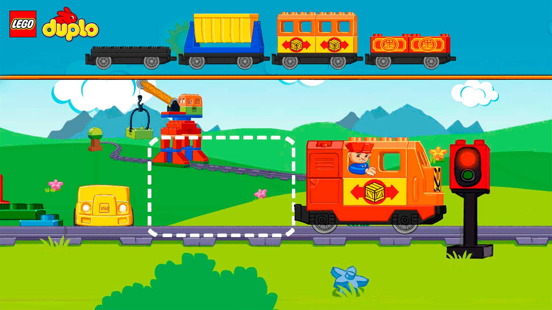 LEGO ® DUPLO ® Train screenshot 11