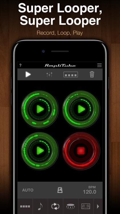 AmpliTube CS screenshot-3