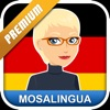 Learn German: MosaLingua