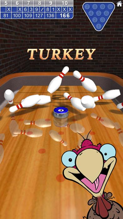 10 Pin Shuffle Pro Bowling screenshot two